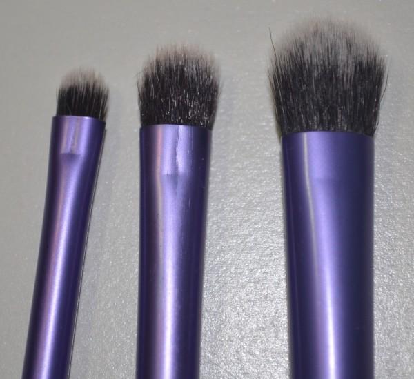 L-R: RT Accent Brush, Shading Brush & Domed Shadow Brush.