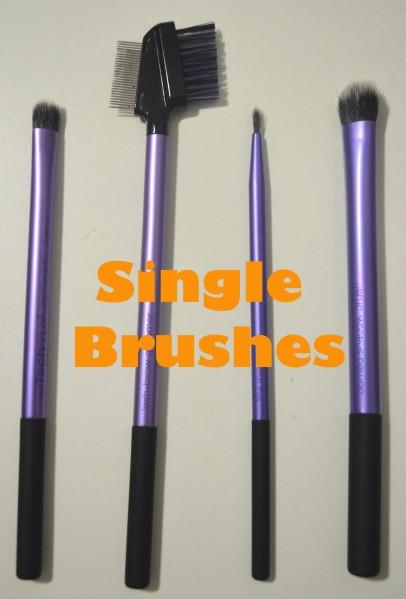 single brushes edit