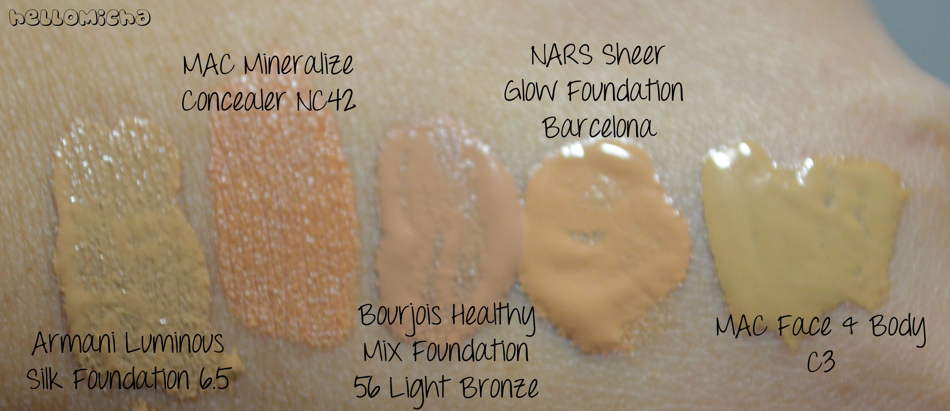 MAC Mineralize Concealer Review | Hello Micha