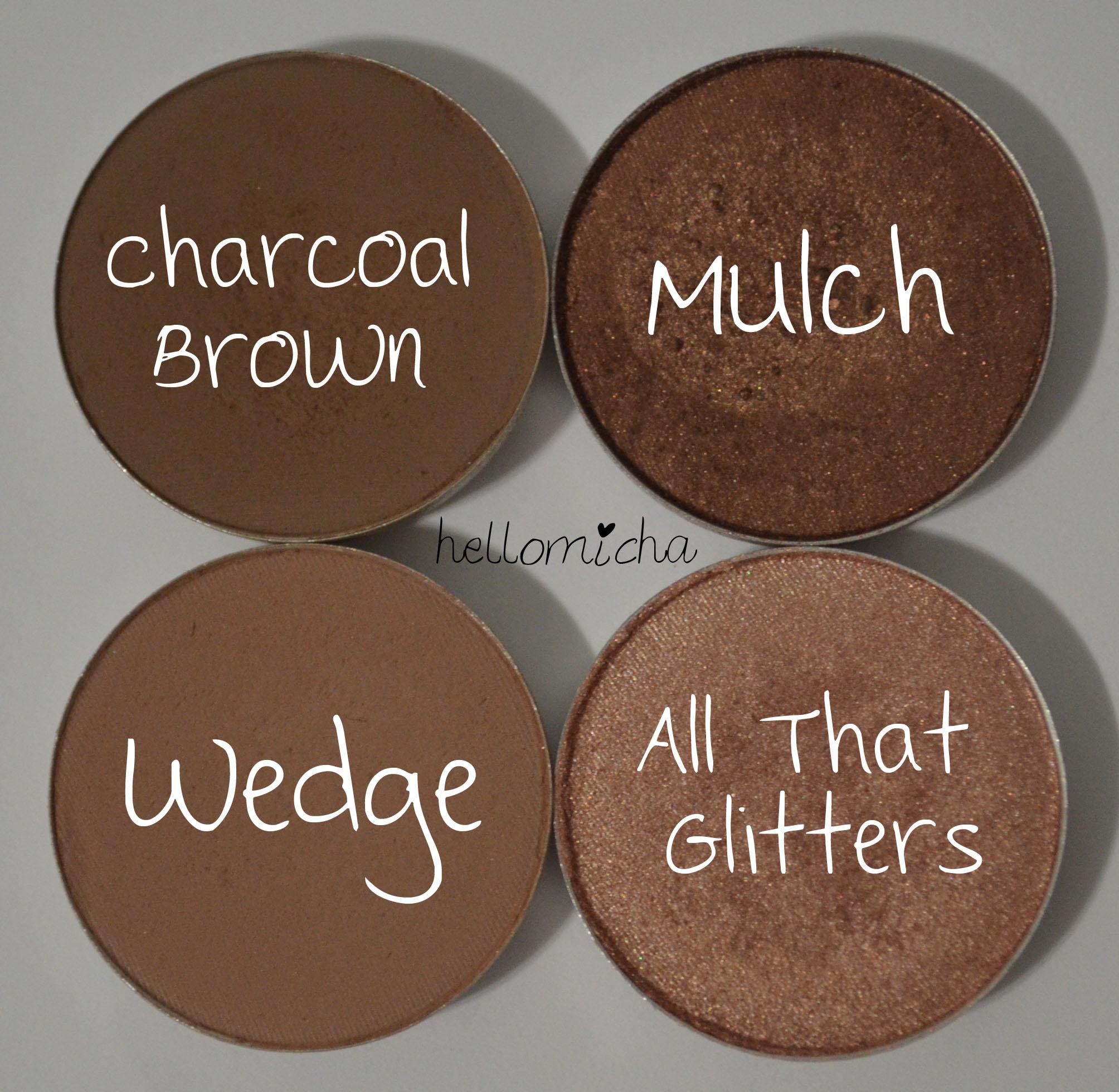 mac charcoal brown - photo #4